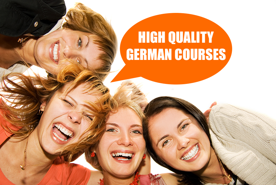 Intensive German courses